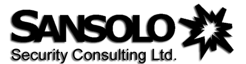 SANSOLO Security Consulting, Development & Manufacturer Ltd.