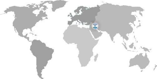 Global Representatives Map